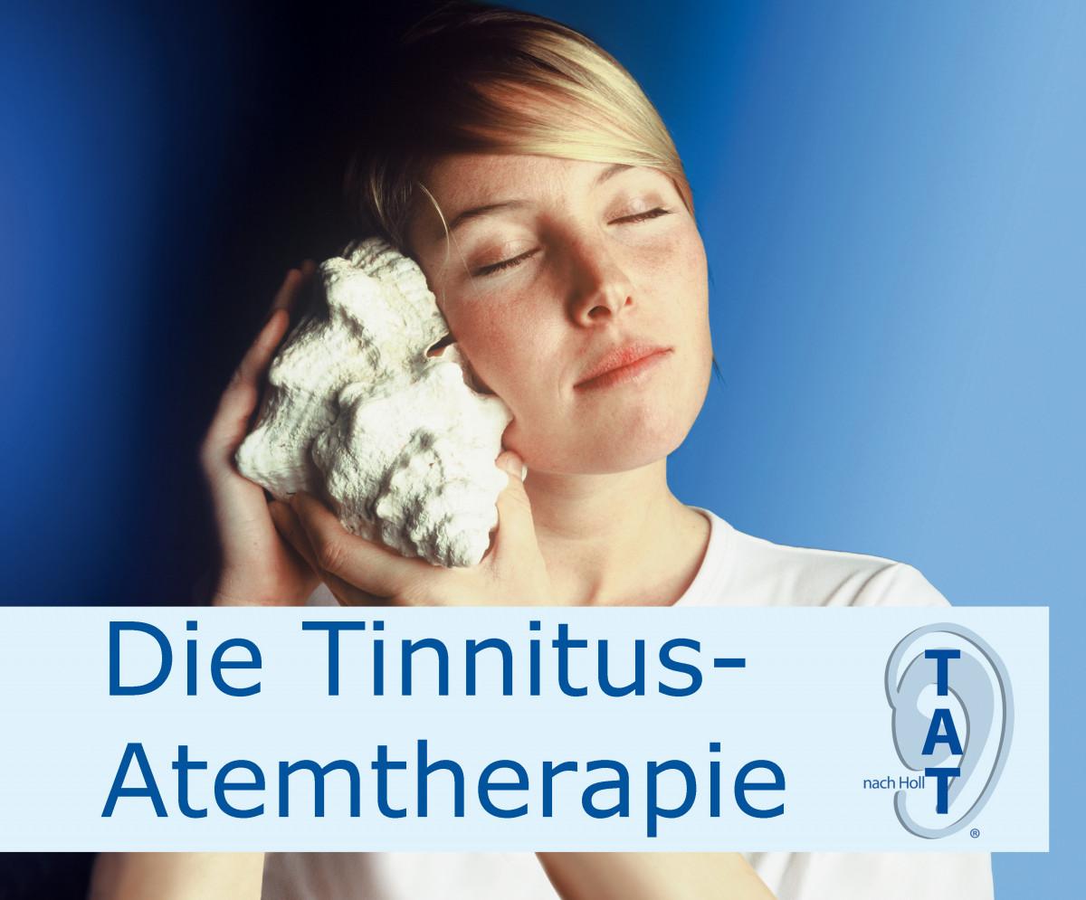 Tinnitus Kurs Buchdeckel