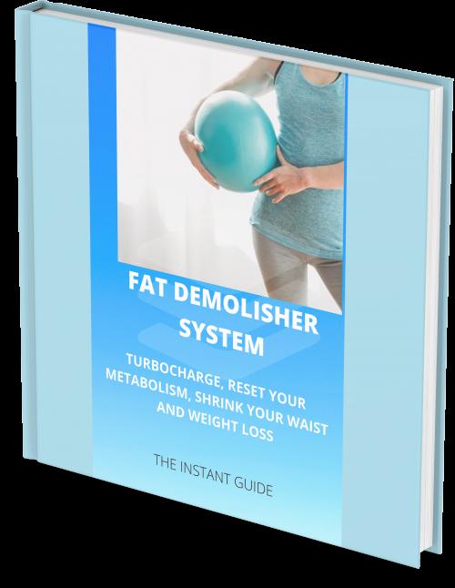 fat demolishing system