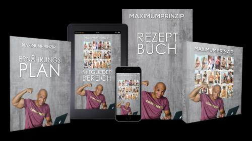 MAXIMUMPRINZIP von Coach Cecil Partnerprogramm
