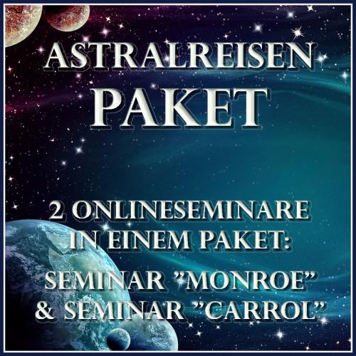 Online Seminar Paket Astralreisen