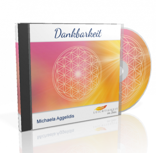 CD 1 - Dankbarkeit -DEVA - Prozess von Michaela Aggelidis