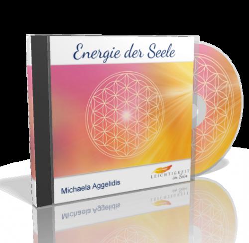 CD 2 - Energie-der-Seele mit CD - DEVA – Prozess von. M. Aggeli