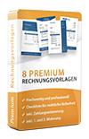 8 Premium Rechnungsvorlagen