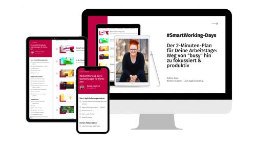 2-Minuten Plan #SmartWorking