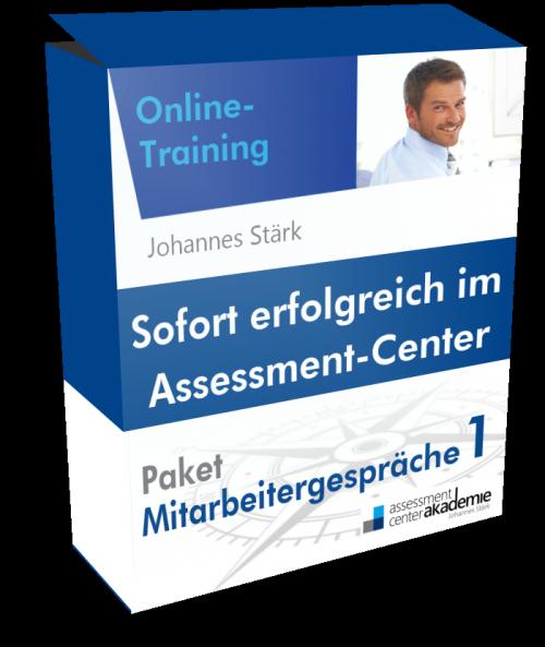 Online-Training: Mitarbeitergespräche 1