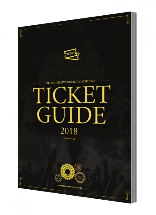 Ticket Guide 2018 Book