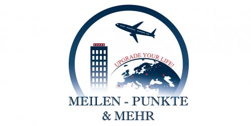 Meilen, Punkte und mehr Logo