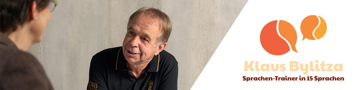 Klaus Bylitza Sprachentrainer in 15 Sprachen
