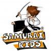 Logo Samurai Kids