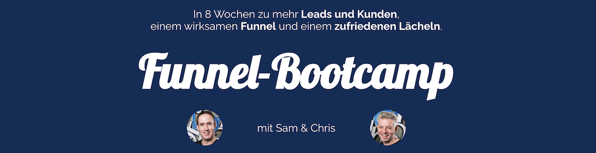 Funnel-Bootcamp