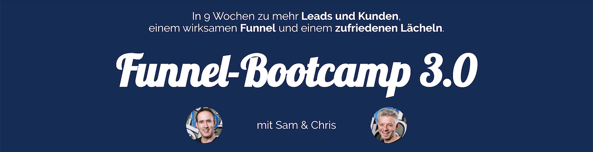 Funnel-Bootcamp 3.0