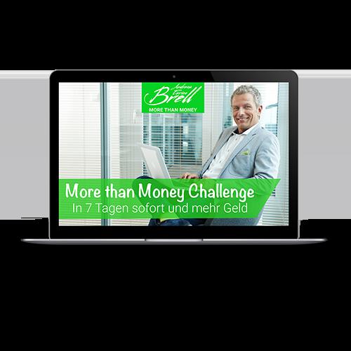 More than Money Challenge