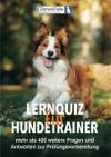 Quiz für Hundetrainer