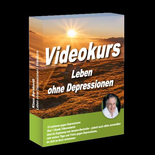 Videokurs Depression loswerden