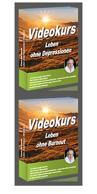 Videokurs Bundle - Depressionen und Burnout loswerden