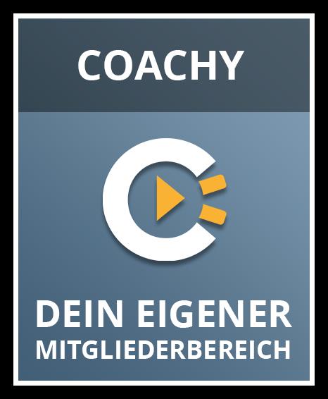 COACHY - Dein Mitgliederbereich mit Landingpage Builder! Partnerprogramm