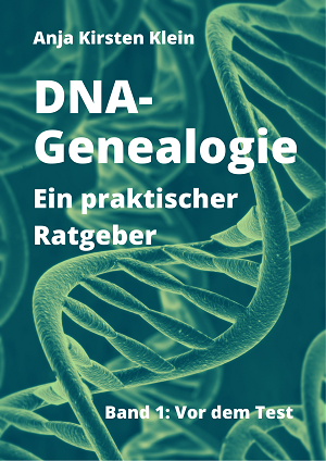 e-Buch DNA-Genealogie Anfänger - Titelbild 300x424