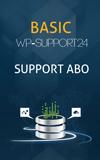 Wordpress Support Basic Abo