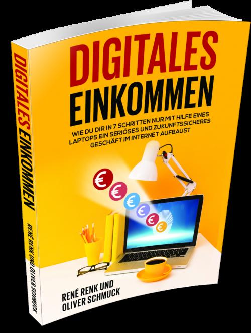 Digitales Einkommen Partnerprogramm