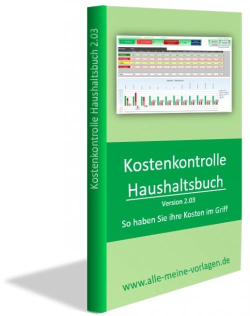 Kostenkontrolle-Haushaltsbuch