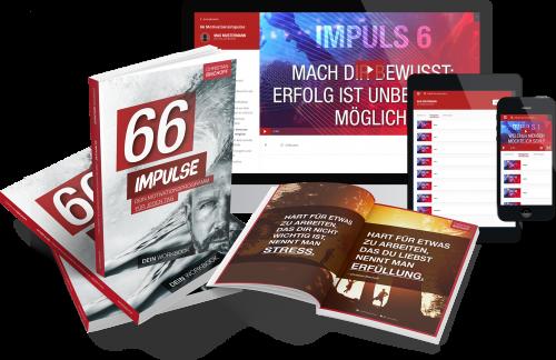 66 Impulse - Dein tägliches Motivationsprogramm Partnerprogramm