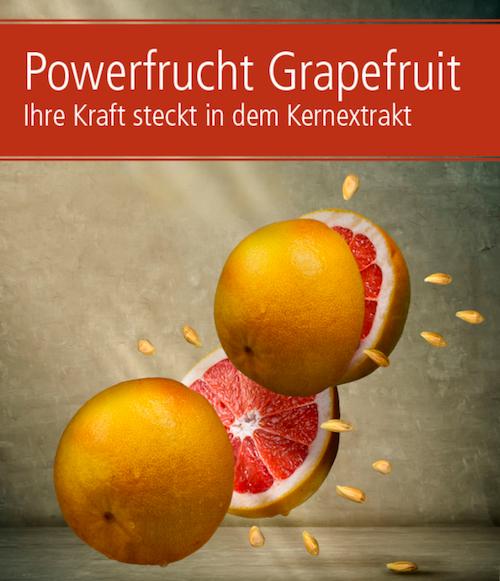 Produktbild Powerfrucht Grapefruit