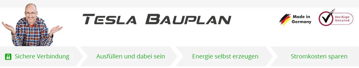 Daniel Dünker präsentiert: Tesla Bauplan