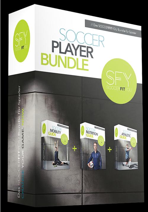 Soccer Player Bundle Box