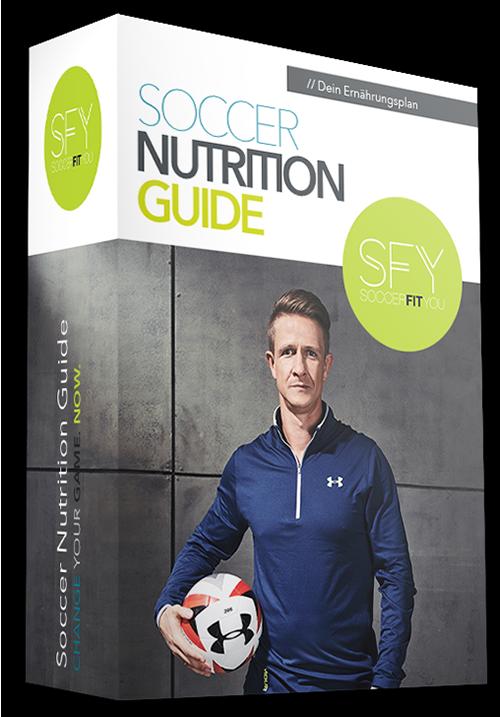 Soccer Nutrition Guide Box