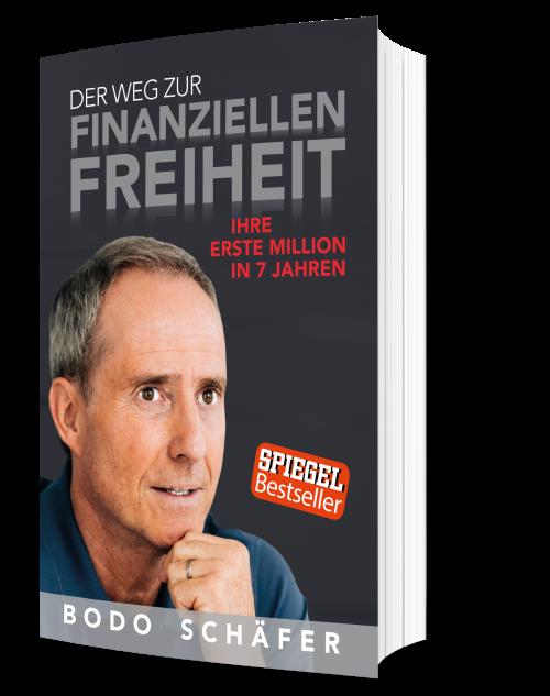 Bodo Schäfer, Der Weg zur finanziellen Freiheit