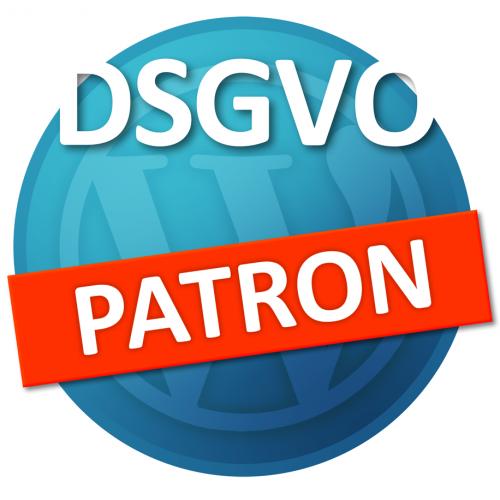 DSGVO Plugin Patron