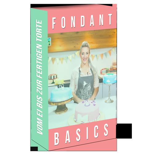 Kuchenfee Lisa Fondant Basics Produktbil
