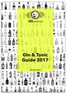 GINspiration Gin &  Tonic Guide 2017