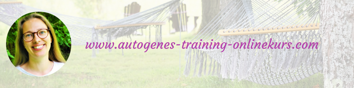 Autogenes Training Onlinekurs