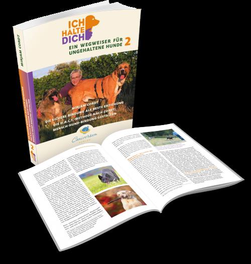 IHD 2 Buch - Der Bestseller im Hunde-Markt von Mirjam Cordt Partnerprogramm