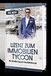 5€ Provision pro GRATIS Buchverkauf! Immobilien Tycoon Partnerprogramm