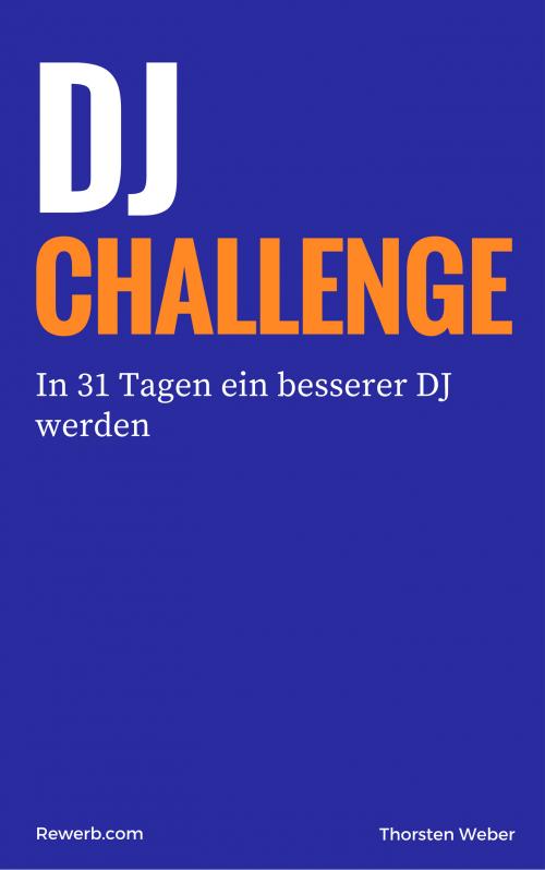 DJ-Challenge,E-Book,Cover
