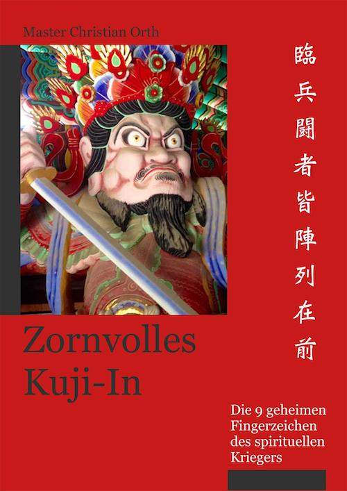 Zornvolles Kuji-In - Buch