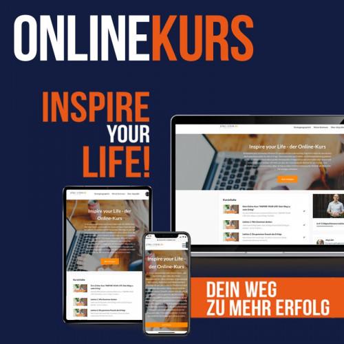Inspire your Life! - Online-Kurs von Jörg Löhr Partnerprogramm
