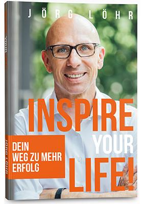 INSPIRE YOUR LIFE! - Dein Weg zu mehr Erfolg Partnerprogramm