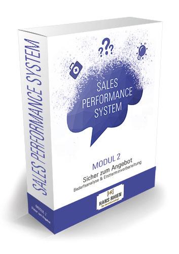 Sales Performance System Modul 2
