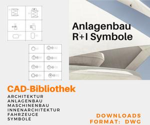 Anlagenbau - R+I Symbole