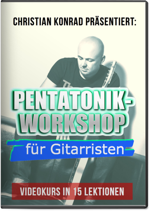 Pentatonik-Workshop Produktbild