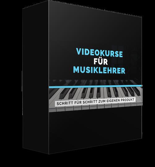 Videokurse für Musiklehrer