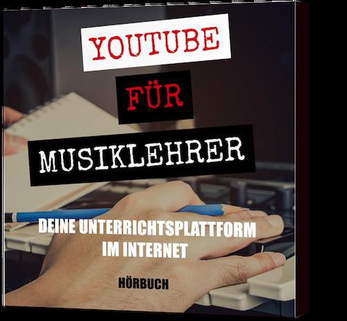 YouTube für Musiklehrer (Hörbuch) Partnerprogramm