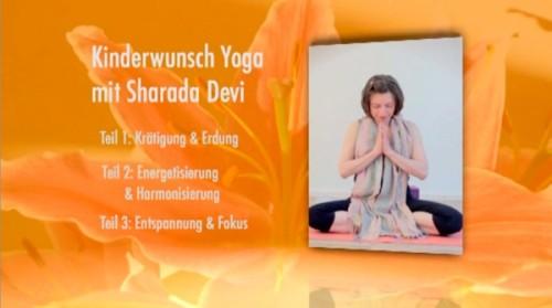 Kinderwunsch-Yoga