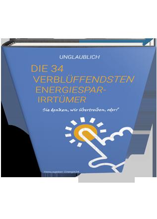 Die 34 verblüffendsten Energie-Irrtümer