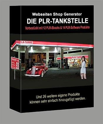 PlR Tankstelle