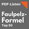 Faulpelz-Formel