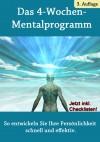 Das 4 Wochen Mentalprogramm